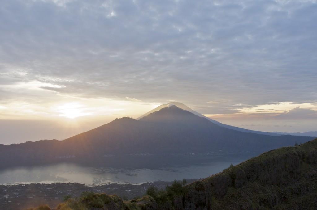 volcan bali
