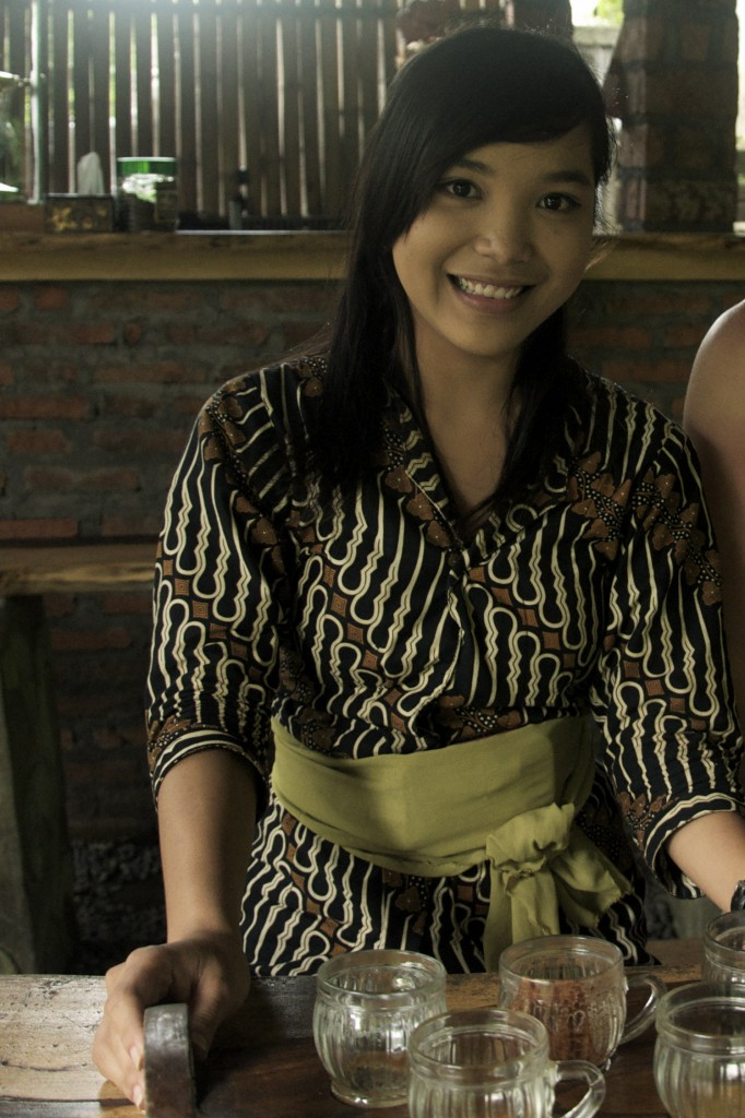 Bali cafe luwack