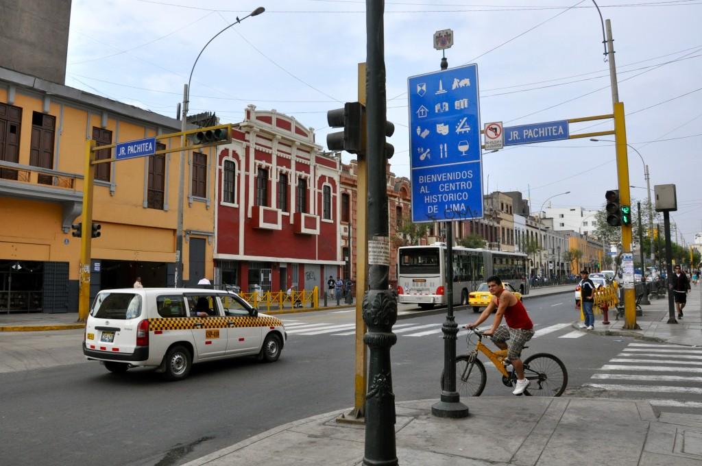 lima centre historique