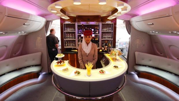 Si vous avez accès au bar de l'air bus A380, la question ne se pose plus vraiment...