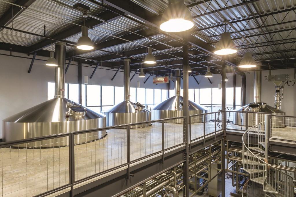 Karbach Brewery, quinze millions de dollars d'investissement pour la 3ème brasserie artisanale du Texas.