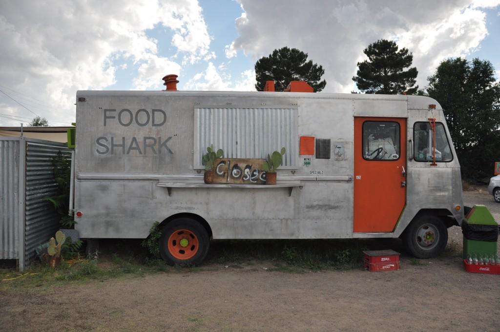 food shark food truck