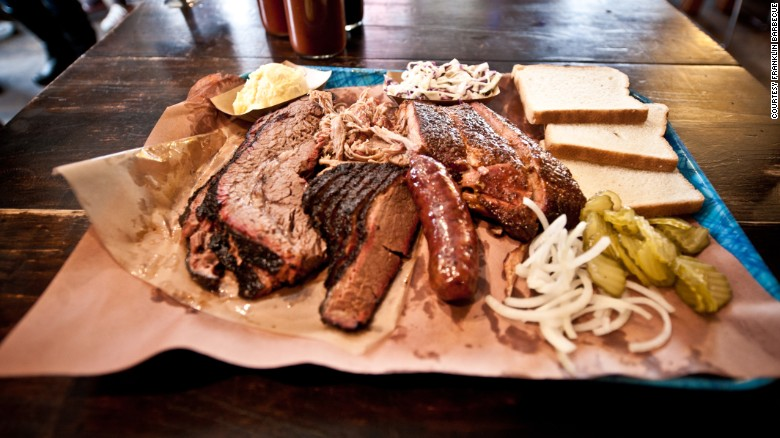 meat plate bbq