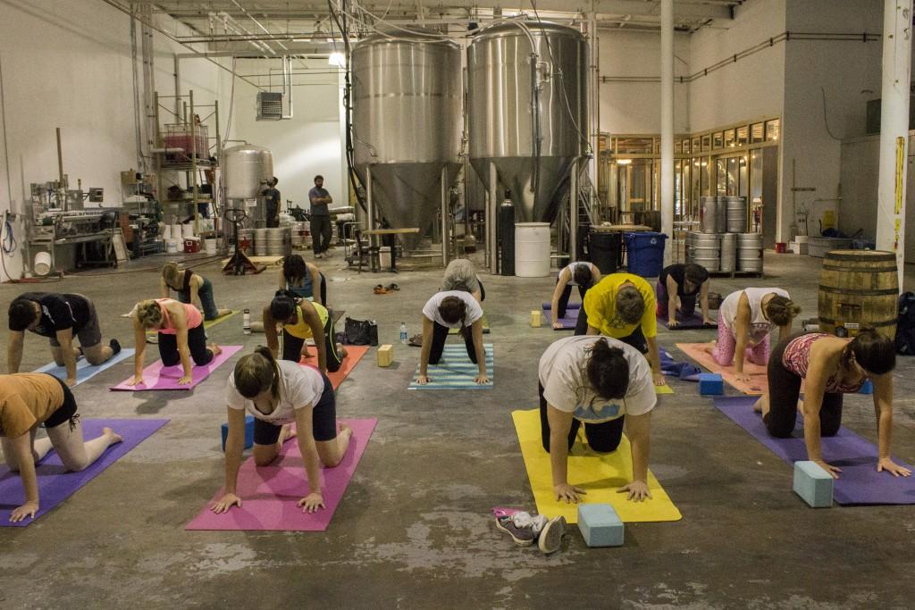 yogaetbiere
